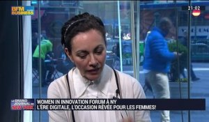 Women in innovation Forum à New York: L'ère digitale, l'occasion rêvée pour les femmes ! (1/2) - 16/04