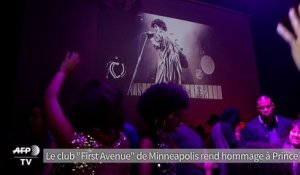 Minneapolis rend hommage à Prince en dansant