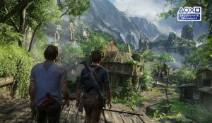 Uncharted 4 : Bande-annonce de gameplay