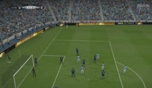 Foot - FIFA 16 : Man City - Real Madrid, du spectacle mais pas de vainqueur