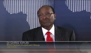CGECI Academy 2016, L'interview de Dr Chris KIBURI