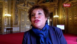 Affaire Denis Baupin:  J'ai honte affirme Esther Benbassa
