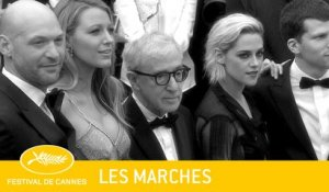 CAFE SOCIETY - Les Marches - VF - Cannes 2016