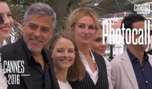 Julia Roberts, George Clooney (Money Monster) - Photocall Officiel - Cannes 2016 CANAL+