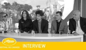 MAL DE PIERRES - Interview - VF - Cannes 2016