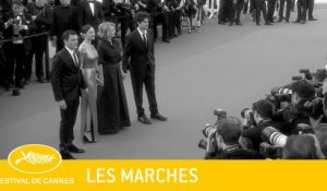 MAL DE PIERRES - Red Carpet - Ev - Cannes 2016