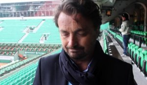 "Roland-Garros 2016 - Henri Leconte : ""On y croit pour Richard Gasquet contre Andy Murray"""