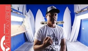Surfboard Shaper Eric Arakawa Builds Boards for Happiness