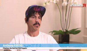 Rencontre avec Anthony Kiedis des Red Hot Chili Peppers
