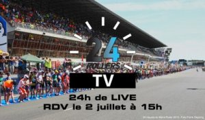 Direct live 24h Rollers Le Mans