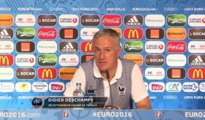 Demies - Deschamps défend Pogba