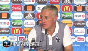 Equipe de France : Deschamps a confiance en Pogba