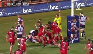 Super Rugby - Les Crusaders atomisent les Rebels