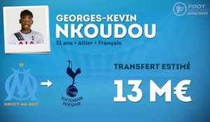 Officiel : NKoudou file à Tottenham !