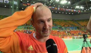 Handball - Daniel Narcisse et Thierry Omeyer