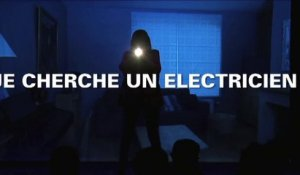 Lizzy Ling - UN ELECTRICIEN BRANCHÉ - Paroles (Lyrics)