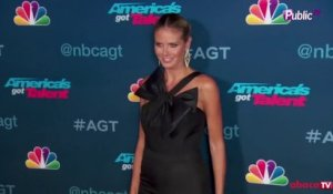 Heidi Klum et Mel B illuminent le red carpet pour America's Got Talent !