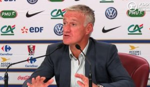Deschamps explique l'absence de Ben Arfa