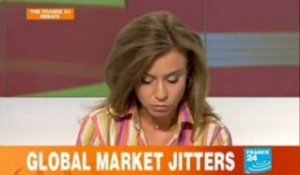 FRANCE24 - EN -  DEBATE - MARKETS