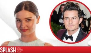 Miranda Kerr a été avertie des photos nues d'Orlando Bloom