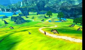 Monster Hunter Stories : Trailer en Collaboration avec The Legend of Zelda