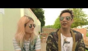 The Kills interview - Alison and Jamie (part 1)