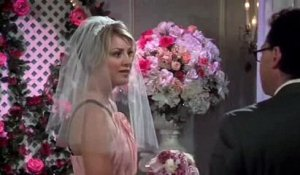 The Big Bang Theory - mariage Penny et Leonard
