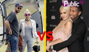 Miley Cyrus/Liam Hemsworth ou Kylie Jenner/Tyga : qui forme le plus beau couple ?