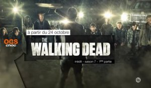 The Walking Dead S7 dès le 24 octobre sur OCS choc - teaser 1
