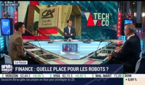 Finance: quelle place pour les robots ? - 27/09
