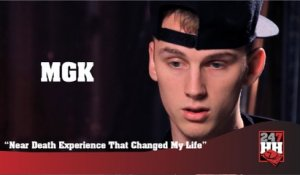 MGK Near Death Experience That Changed My Life 247HH Exclusive (247HH Exclusive)