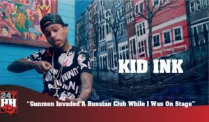 Kid Ink - Gunmen Invade Russian Club (247HH Wild Tour Stories) (247HH Wild Tour Stories)