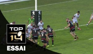 TOP 14 ‐ Essai Gillian GALAN (ST) – Toulouse-Grenoble – J7 – Saison 2016/2017