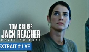 "JACK REACHER : NEVER GO BACK - Extrait ""Passer à l'action"" (VF)"