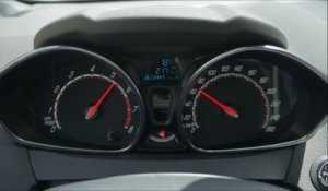 Ford Fiesta ST200 - essai / road test / 0-100 km/h