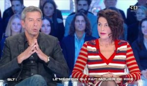 "Michel Cymes raconte une anecdote ""hot"""