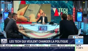 Civic Tech: Le débrief de Tech & co - 18/10