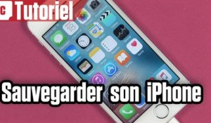 Tuto iOS : comment sauvegarder son iPhone ou son iPad