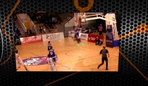 Top 10 CourtCuts FFBB du 21 Janvier 2017