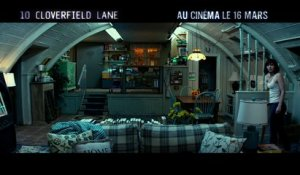 10 CLOVERFIELD LANE - Bande-annonce #2 (VF)