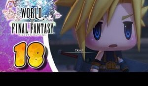 World of Final Fantasy Walkthrough Part 18 (PS4) English - No Commentary