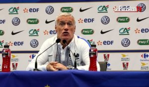 Equipe de France : Deschamps explique le retour de Patrice Evra