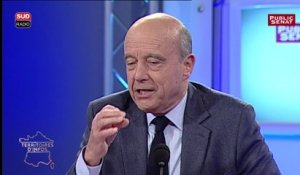 "Alain Juppé : ""L'establishment a été remis en cause"""