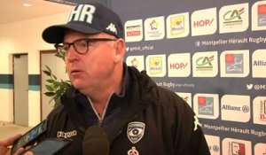 Rugby - Top 14 - MHR : Jake White «Je suis fier»