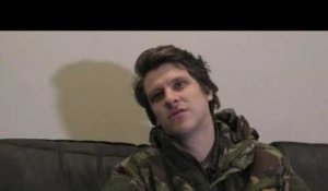 Jamie T interview (part 1)