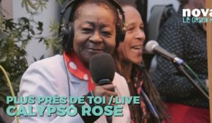 Calypso Rose - No Madame | Live de Plus Près de toi