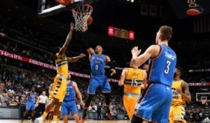 GAME RECAP: Thunder 132, Nuggets 129