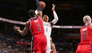 GAME RECAP: Thunder 126, Wizards 115