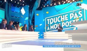"Cyril Hanouna répond au CSA qui menace ""TPMP"" de suspension d'antenne,"