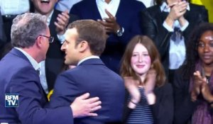 Meeting de Macron à Paris: coup de force ou coup de com'?